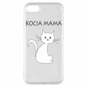 iPhone 8 Case Cats mother