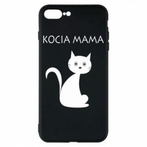 iPhone 8 Plus Case Cats mother