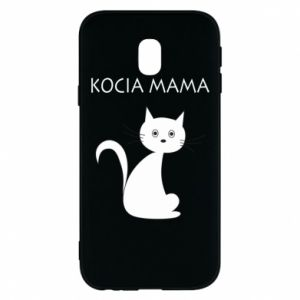 Samsung J3 2017 Case Cats mother