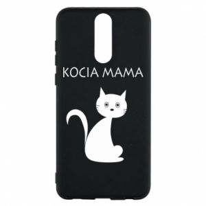 Huawei Mate 10 Lite Case Cats mother