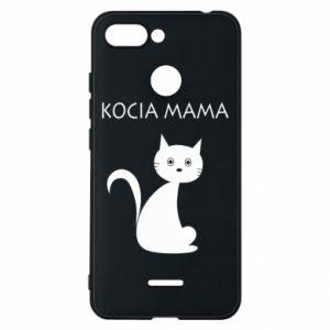 Xiaomi Redmi 6 Case Cats mother