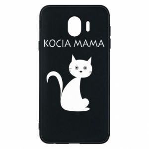 Samsung J4 Case Cats mother