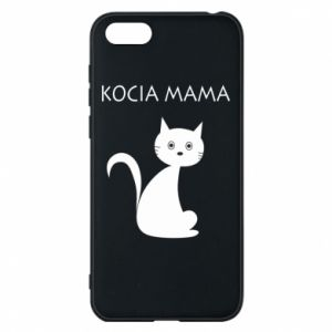 Huawei Y5 2018 Case Cats mother