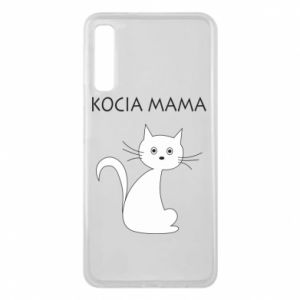 Samsung A7 2018 Case Cats mother