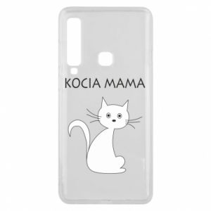 Samsung A9 2018 Case Cats mother