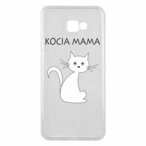 Samsung J4 Plus 2018 Case Cats mother
