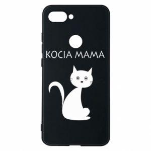Xiaomi Mi8 Lite Case Cats mother