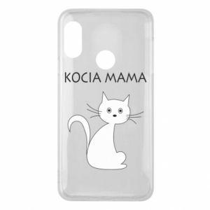 Mi A2 Lite Case Cats mother