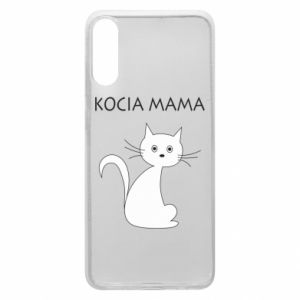 Samsung A70 Case Cats mother