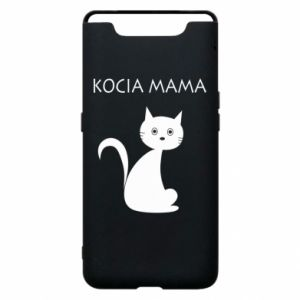 Samsung A80 Case Cats mother