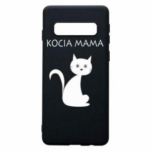 Samsung S10 Case Cats mother
