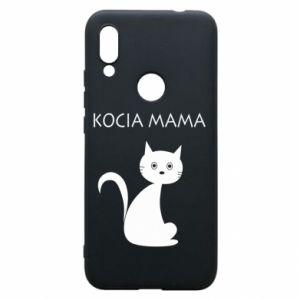 Xiaomi Redmi 7 Case Cats mother