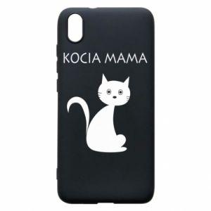 Xiaomi Redmi 7A Case Cats mother