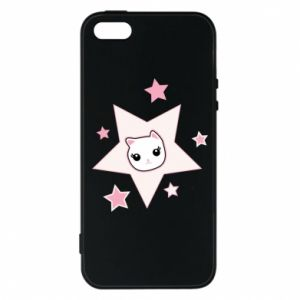 iPhone 5/5S/SE Case Kitty