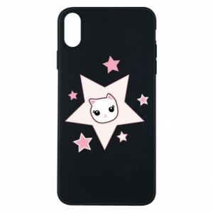iPhone Xs Max Case Kitty