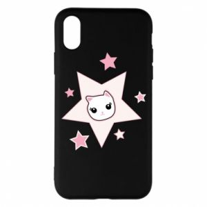 iPhone X/Xs Case Kitty