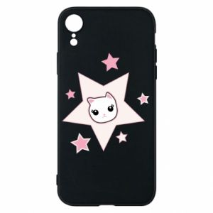 iPhone XR Case Kitty