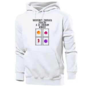 Men's hoodie Collector