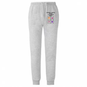 Męskie spodnie lekkie Collector