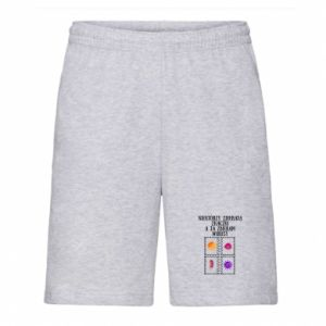 Men's shorts Collector