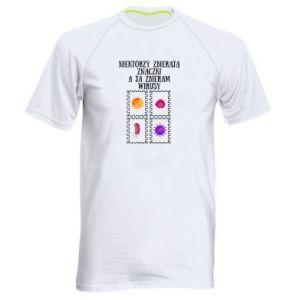 Men's sports t-shirt Collector
