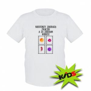 Kids T-shirt Collector