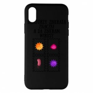 iPhone X/Xs Case Collector