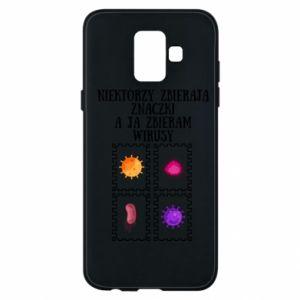 Samsung A6 2018 Case Collector