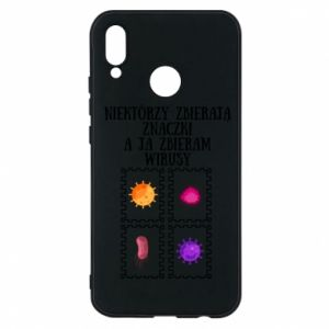 Huawei P20 Lite Case Collector