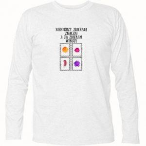 Koszulka z długim rękawem Kolekcjoner