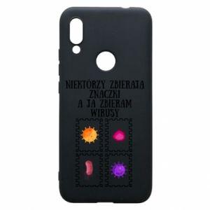 Xiaomi Redmi 7 Case Collector