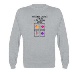 Kid's sweatshirt Collector