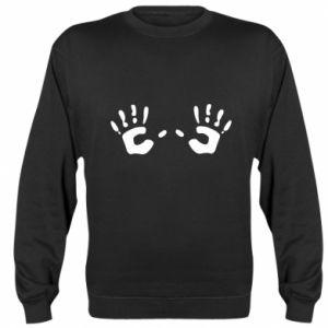 Bluza Kolorowe dłonie
