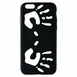 Etui na iPhone 6/6S Kolorowe dłonie