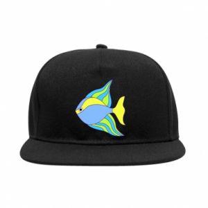 SnapBack Colorful fish