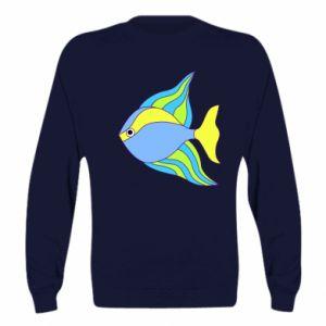 Bluza (raglan) Kolorowe ryby