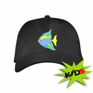 Kids' cap Colorful fish