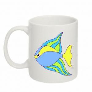 Kubek 330ml Kolorowe ryby