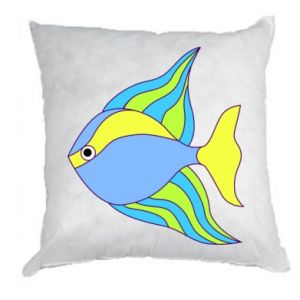 Pillow Colorful fish