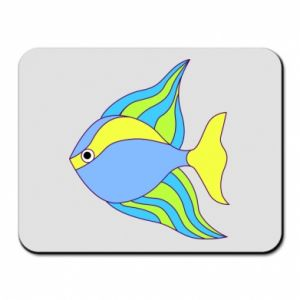 Mouse pad Colorful fish