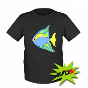 Kids T-shirt Colorful fish