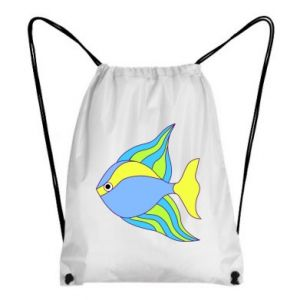 Backpack-bag Colorful fish