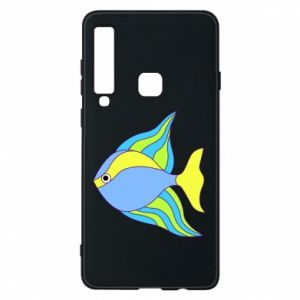 Samsung A9 2018 Case Colorful fish