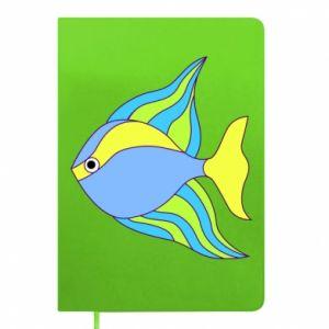 Notes Kolorowe ryby