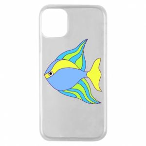 iPhone 11 Pro Case Colorful fish