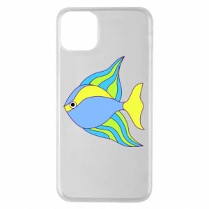 iPhone 11 Pro Max Case Colorful fish