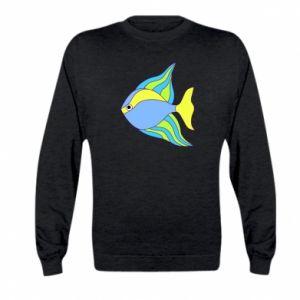 Kid's sweatshirt Colorful fish