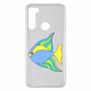 Xiaomi Redmi Note 8 Case Colorful fish
