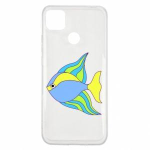 Xiaomi Redmi 9c Case Colorful fish