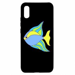 Xiaomi Redmi 9a Case Colorful fish